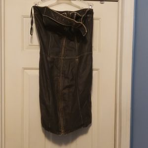 Wilson's Leather Maxima dress Size medium